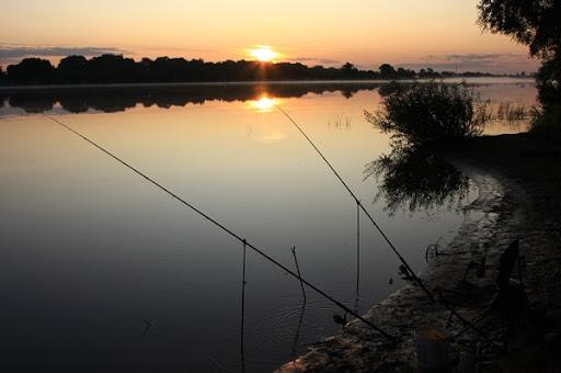 Ночная рыбалка. НАЛИМ