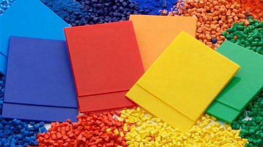 Концентраты красителей для полимеров