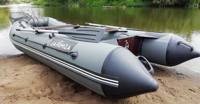 Правила выбора лодки для мелководья