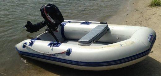 Лодки ПВХ под мотор: