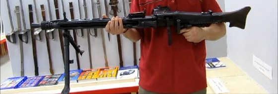 Первый частный музей оружия