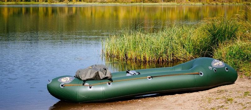 Надувные лодки для сплава