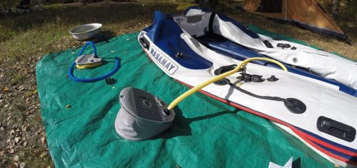 Насосы для лодок