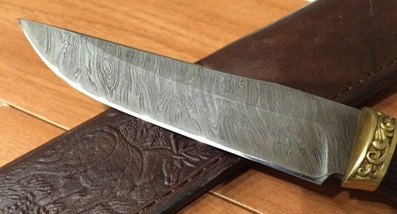О заточке ножа