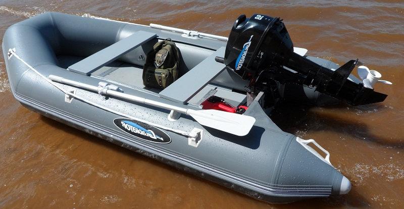 Параметры выбора ПВХ лодки