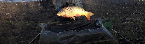 Рыбалка на поплавок в феврале 2020