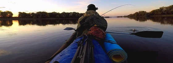 Рыбалка осенью на две ночи