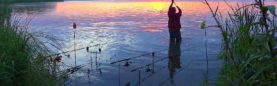 Рыбалка с Ночёвкой на дикой реке