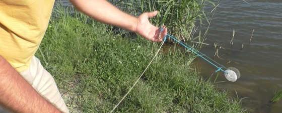 Рыбалка: Ловля на резинку