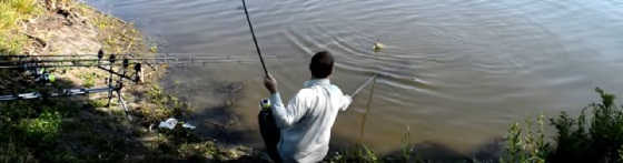 рыбалка по толстолобику и амуру в начале августа