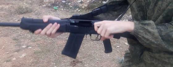 Сайга 12К: обзор и стрельба
