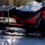 таежный снегоход