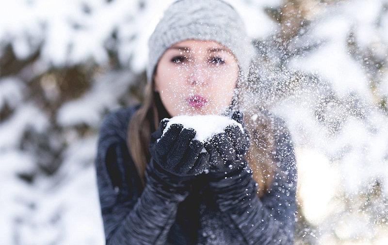 В чем нуждаются волосы зимой?