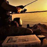 Рыбалка С Ночёвкой на Яузе