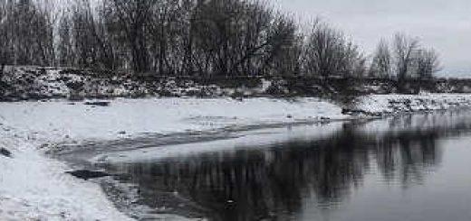 Зимний спиннинг в глухозимье