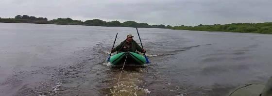 Как буксировать надувную лодку ПВХ?
