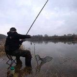 Рыбалка на Фидер в Конце Марта 2020