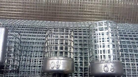 Универсальная форма для изготовления кормушек для рыбной ловли