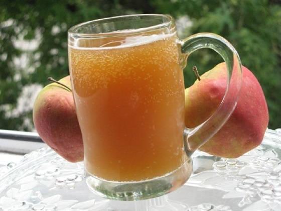 рецепт кваса из берёзового сока
