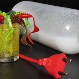Тигель из РЮМКИ для литья силиконовых приманок своими руками
