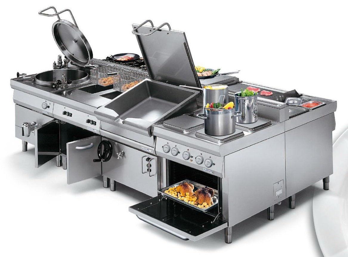 Кухонное оборудование для общепита