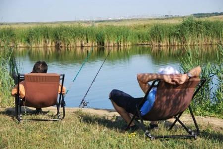 Пикник на рыбалке