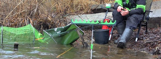 Рыбалка на р. Маныч: открытие сезона