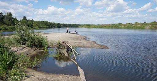 Рыбалка на Суре