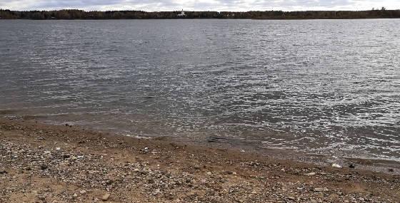 Рузское водохранилище Осташёво