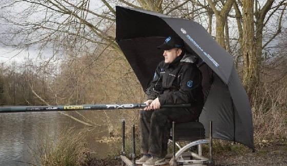 Зонт для фидерной ловли