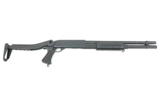 Страйкбольный дробовик Cyma Remington M870