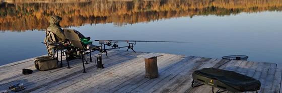 Выбор водоема и места для ловли на FLAT FEEDER