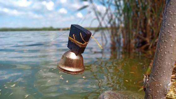 Ловля КАРПА на РЕЗИНКУ