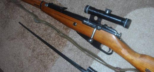 Как стрелять из винтовки Мосина