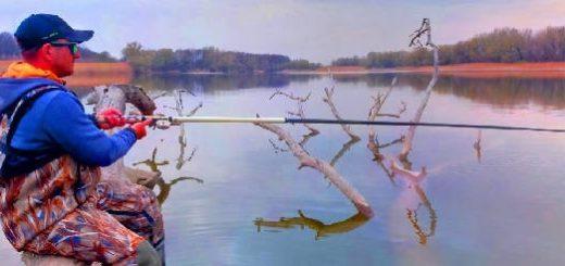 Рыбалка в ТОПЛЯКЕ