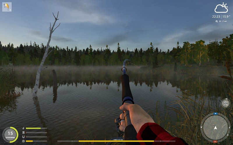 Рыболовные игры