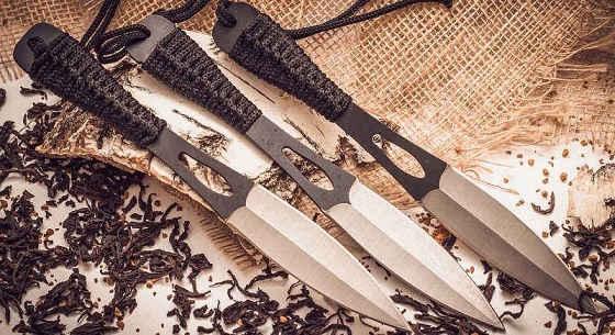 Как выбрать метательный нож