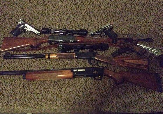 Зачем владеть огнестрельным оружием?