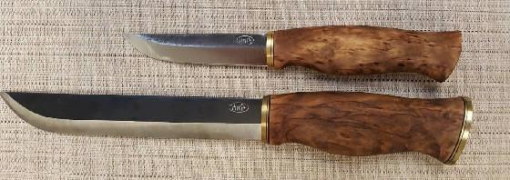 нож Ahti Vaara