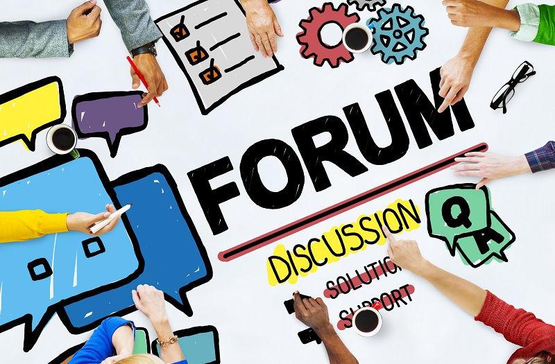 Создаем форум