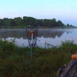 Рыбалка с ночёвкой на карпа