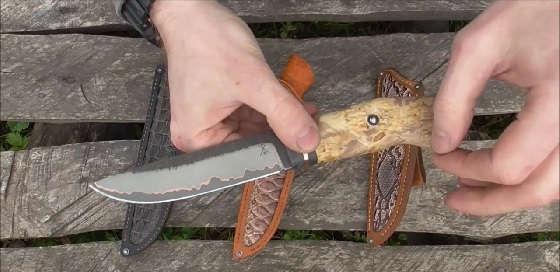 Ножи с характером