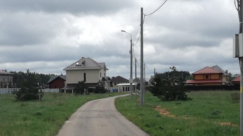 Купить участок в Островцах