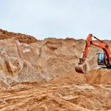 песок строительный карьерный
