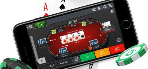 Покер на смартфоне