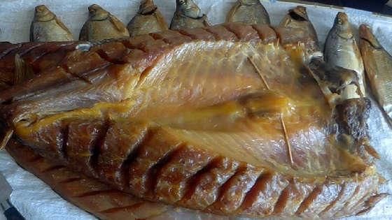 Как посолить очень крупную рыбу?