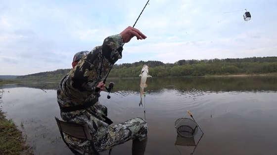 Майская рыбалка в Астрахани