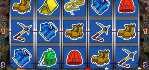 Игровой автомат онлайн Rock Climber