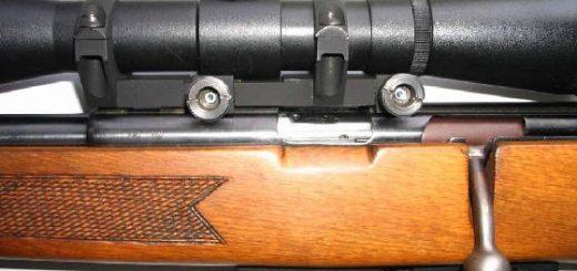 ТОЗ-78-04: Пристрелка винтовки из коробки