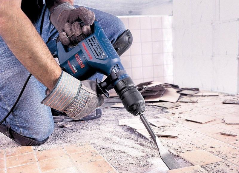 Стоимость демонтажных работ у компании Ремонт Актив находится на приемлемом уровне